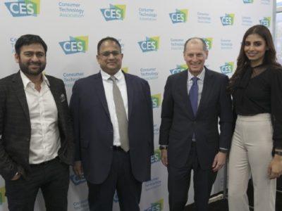 In Conversation Gary Shapiro (President & Ceo - Consumer Technology Association), Kaushal Nevrekar (Evp & Cmo Reliance Digital) With Ramesh Somani (Chief-editor & Ceo - Exhibit Group)