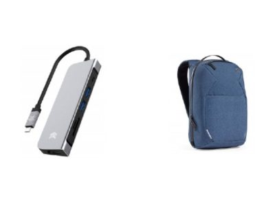 STM Goods Premium Accessories - STM Media Hub & STM Myth Backpack