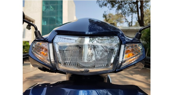 activa 6g headlight