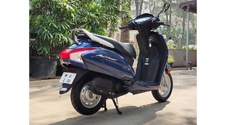 activa 6g rear view-2