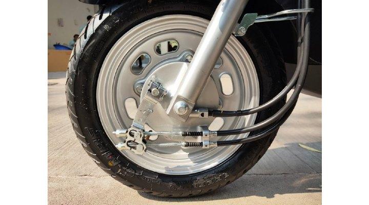 activa 6g suspension&tyre