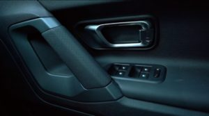 Tata Harrier Black Edition Interiors