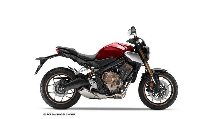 Premium Motor Cycle - Honda CB650R