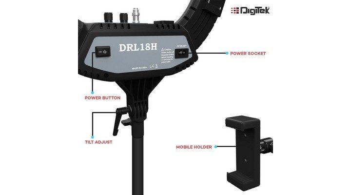 Digitek LED Lights - Tech Blogs