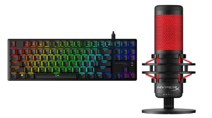 Hyper X & Keyboard