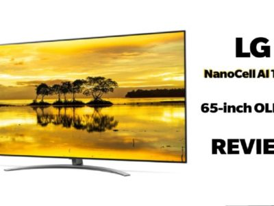 LG 65SM90 Nanocell tv