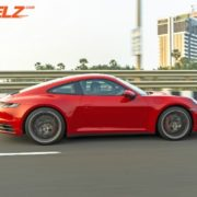 Porsche 911 Carrera S feature image