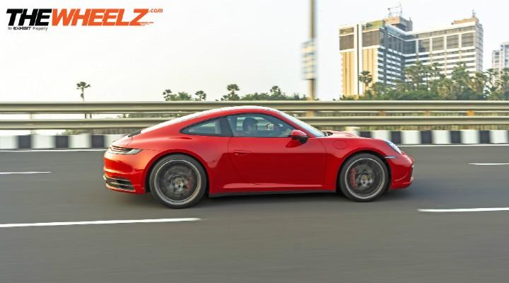 Porsche 911 Carrera S feature image