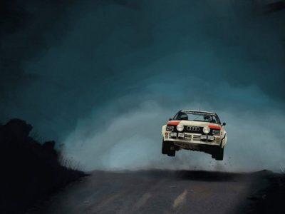 Quattro - Audi's Icebreaker
