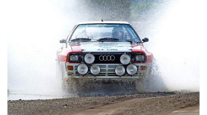 Quattro - Audi's Icebreaker  Auto Blogs