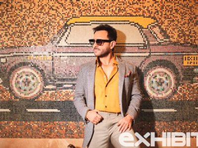 Saif Ali Khan's Vision of the World | March 2020