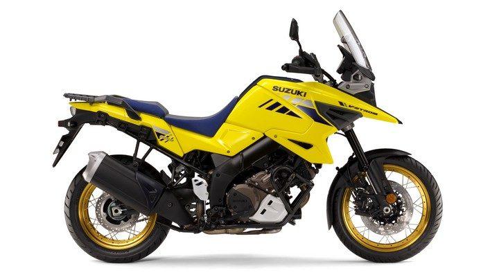 Suzuki V-Strom 1050 - Auto News