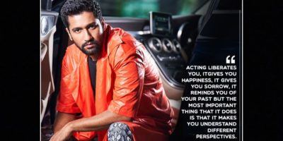 Conversation with Vicky Kaushal on Tech , Cars , life ....