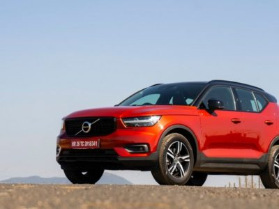 Volvo XC40 Featured Image