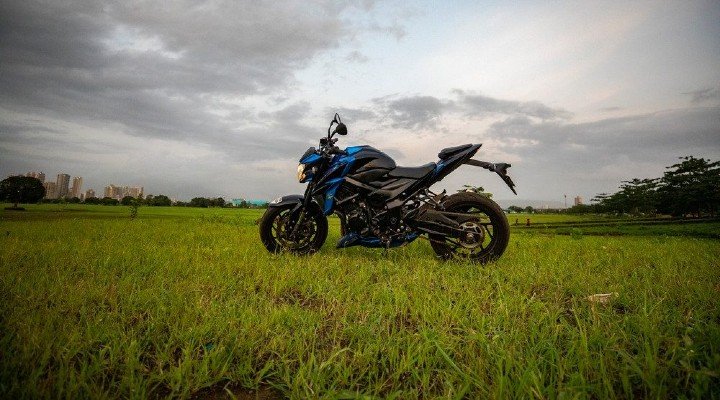 Suzuki GSX S750 – Review   At Home With The Apex Predator