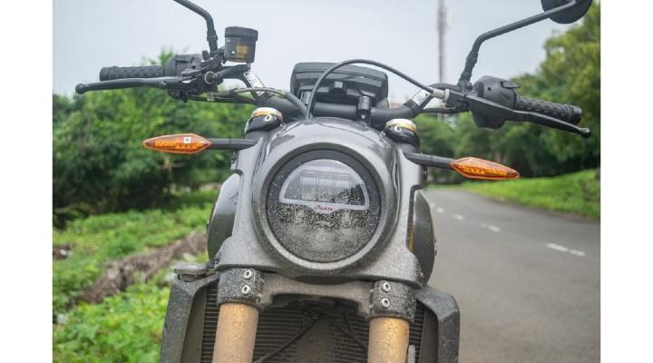 Indian ftr 1200 Headlamps