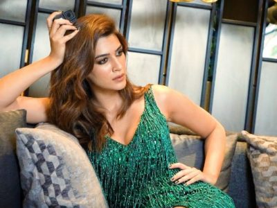 Kriti Sanon On Making A Niche Of Her Own
