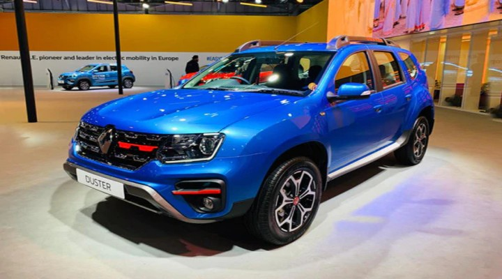 renault duster turbo 600