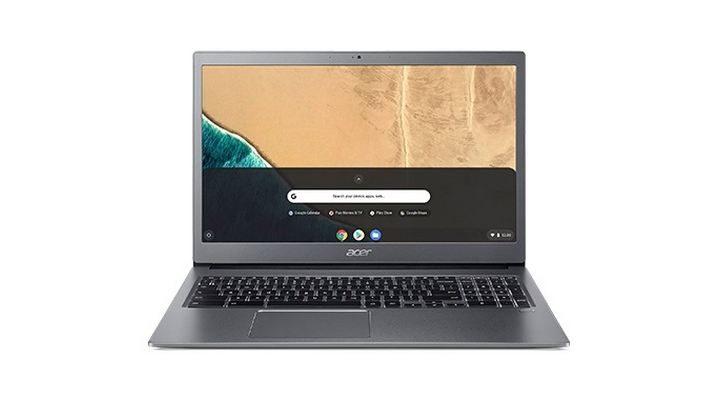 Acer Chromebook 715 - Tech Update