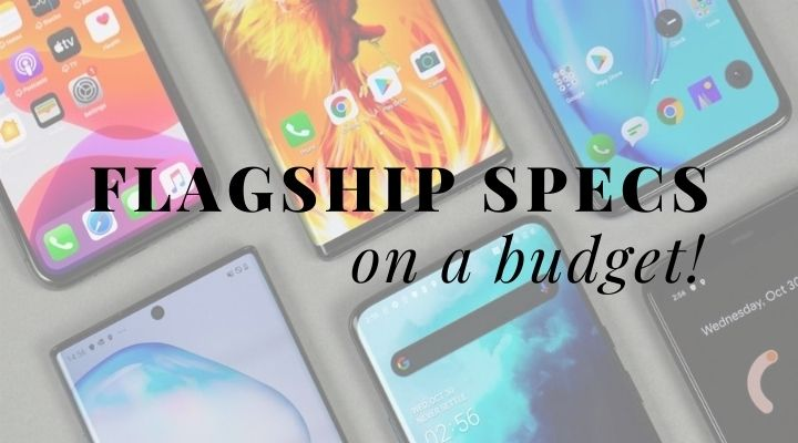 Flagship specs on a budget