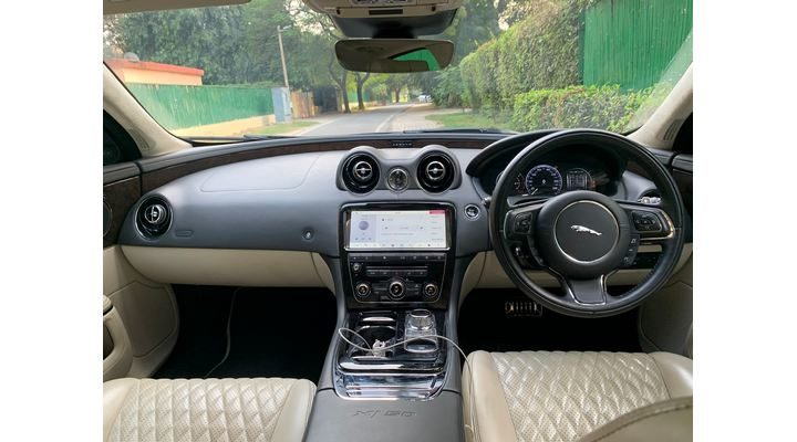 Jaguar XJ50 Interior - Exhibit Magazine