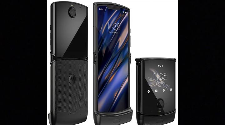 Brand New Motorola Razr Mobile