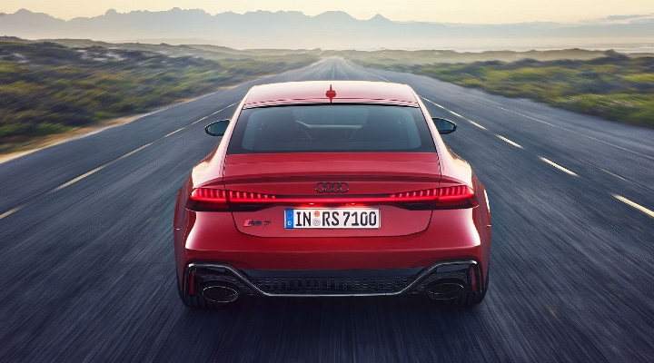 Audi 2020 RS7 Sportback - Exhibit Tech Magazine