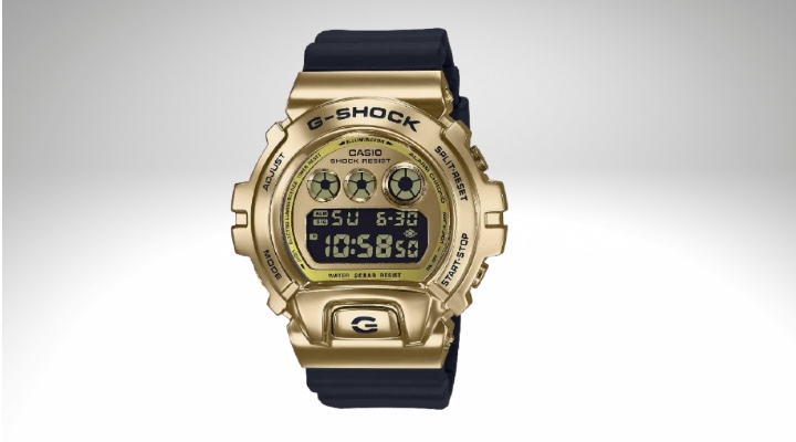 The new GM-6900 Series by G-shock - Latest Watch