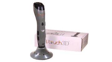 WOL3D launches ITouch 3D pen