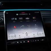 Mercedes-Benz goes all touchscreen with the new MBUX