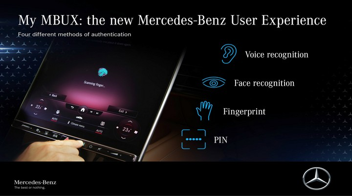 Mercedes-Benz M Bux Tech Features- Exhibit Tech Magazine
