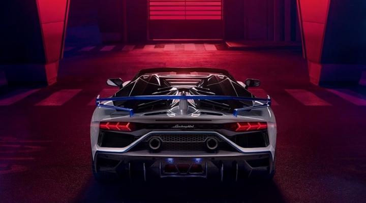 Lamborghini Aventador SVJ Xago Edition - Exhibit Mag