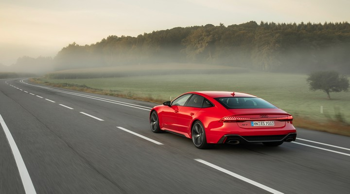 Audi RS 7 Sportback - Exhibit Magazine