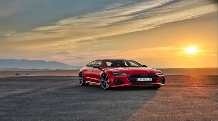 Audi RS 7 Sportback - Exhibit Tech Magazine