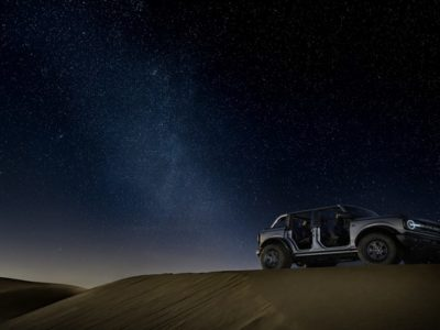Ford's terrain conqueror returns: The 2021 Bronco SUV