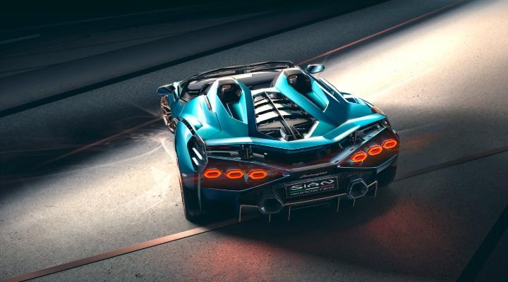 Lamborghini Sián Roadster - Exhibit Magazine Online