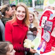 Natalia Vodianova - Exhibit Magaazine