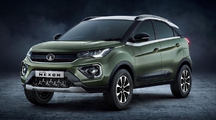 Affordable Automatic Car - Tata Nexon