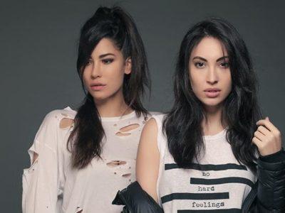 Nina and Malika