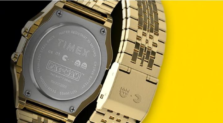 Timex T80 PAC-MAN Watch -  Exhibit Tech Magazine