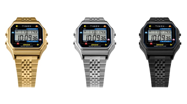 Love Retro Trend? Meet the New Timex T80 PAC-MAN Watch!