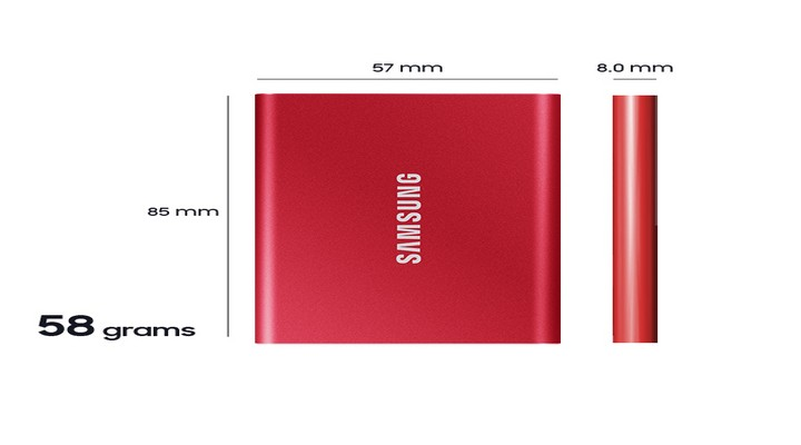 Samsung's Portable SSD T7 - Tech Blogs Online