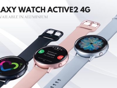 Samsung India Launches Galaxy Watch Active2 4G Aluminium Edition; All smartwatches to be made in India!