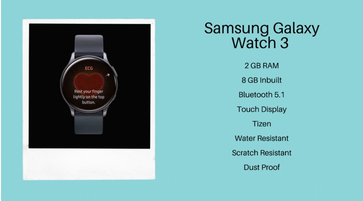 Samsung Galaxy SmartWatch - Exhibit Magazine
