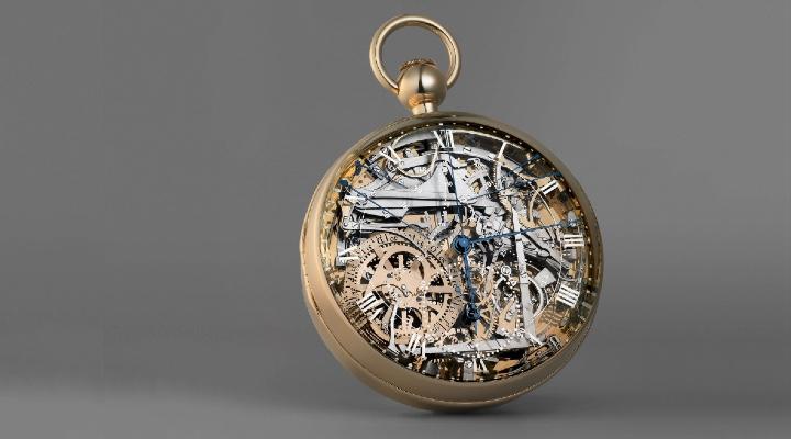 Breguet No. 160 Grand Complication - Exhibit Magazine