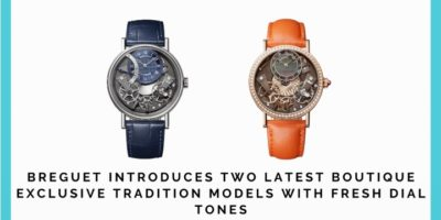 In love with dial tones? Breguet has got your back!
