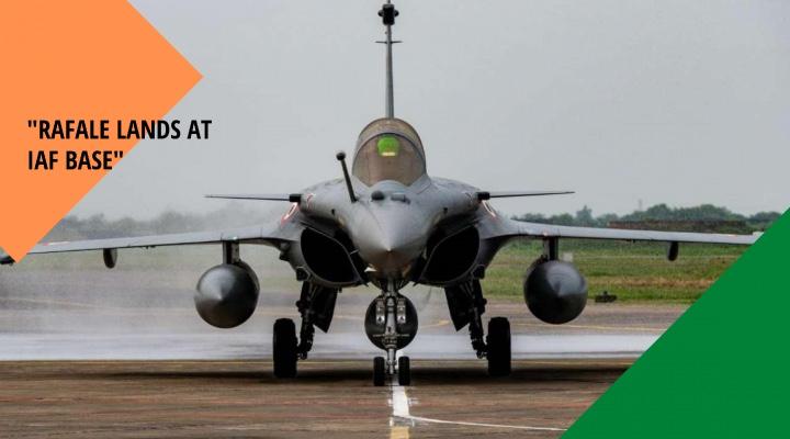 Rafele Fighter Jets India - Exhibit Magazine