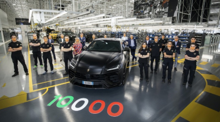 Lamborghini Urus - Exhibit Tech News Online