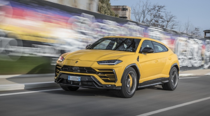Lamborghini Urus - Exhibit Tech Update Online