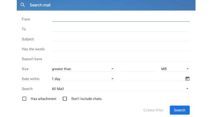 gmail attachment advanced filter - Exhibit Magazine online